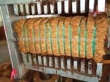 Brown coir/ Coco/ Fibre bales Manufacturer