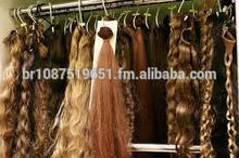 Virgin Brazilian humain hair, 100% human hair