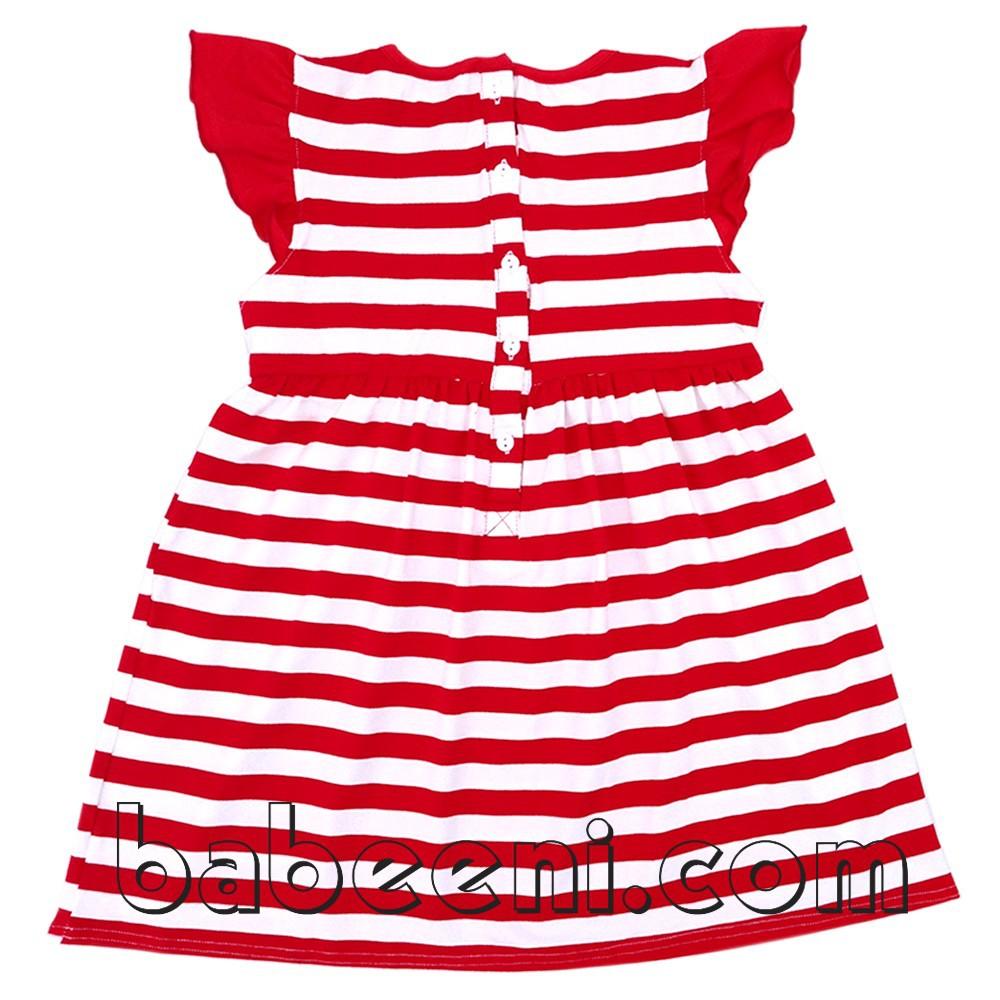 Hand Smocking Patterns Red Hand Smocked Knit Dress