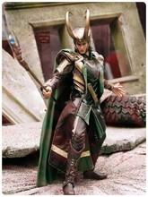 Buy 2 get 1 free Hot Toys The Avengers Movie Masterpiece Action Figure 1/6 Loki 32 cm