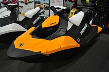 2015 Sea Doo Bombardier Spark 3up 900 H.O. ACE