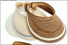 Foldable Straw Hat