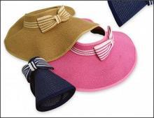 Foldable Straw Hat - 14010039