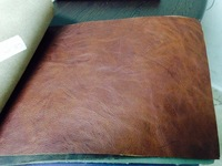 VEGETABLE TANNED GENUINE COW LEATHER
