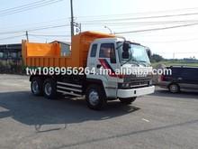 [ Is-717 ] se utiliza ISUZU camión volquete para la venta