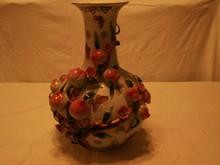 Emperors Ceramic Vase