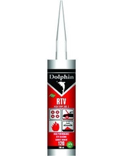 Dolphin 120 High Temperature Silicone Sealant