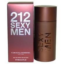 Buy 50 pcs and get 10 free 212 Sexy 3.4oz 100ml Men Eau de Toilette Original & Sealed Box