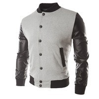 high quality cheap price leather jacket