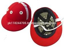 Polo Helmet Cotton twill polo Helmet.