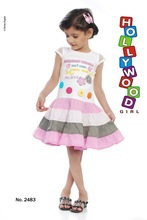 Smart looking Girls designer frock