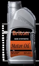 Motor Oil SAE 15w50 Semi Synthetic