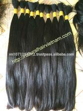 Discount shiny softy free tangle shedding remy virgin Vietnam human bulk