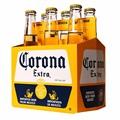 La cerveza corona extra a precios asequibles.