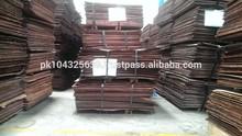 Copper Cathode 99.9 %