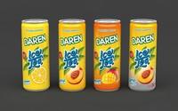 Daren Ice Tea 200mL/250mL/330mL/1Lt Canned/Tetrapack