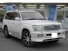 Toyota Land Cruiser VX-LTD G Sele 50th UZJ100W 2001 Used Car