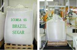 BRAZILIAN ICUMSA 45 WHITE REFINED CANE SUGAR