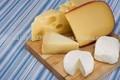 Frais cheddar, gauda,- 100% fromage de lait de vache frais ukrainien prix