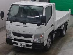 2013 Mitsubishi Canter 3 tons Dump Truck YK21890/TKG-FBA60/4P10 2990cc