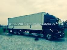 Usados de japón UD Nissan camiones con motor en buen estado
