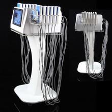 Pro Diode Laser LLLT Body Slimming Lipolaser 16x Pads Beauty Lipo Laser Machine