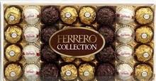 Chocolate (Ferrero Rocher)