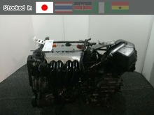 Used engine export japan HONDA K20A QUALITY CHECKED BY JRS JAPAN REUSE STANDARD AND PAS777 PUBLICY AVAILABLE SPECIFICATION