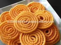 Indian crispy Murukku