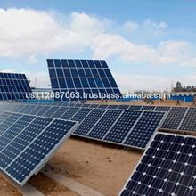 Mono+Poly 5w to 1000w solar panel price for india market
