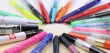 A wide variety of colorful Japanese writing instruments pen