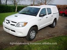 2008 TOYOTA HILUX HL2 Double Cab 2.5 Diesel Manual D-4D 4WD