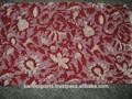 Bloco mão tecidos étnico look vintage tecidos com mão bloco impresso artesanato