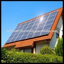 1000 watt solar panel mounting