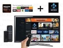 Amazon Fire TV STICK KODI XBMC TV Movies XXX PPV Jailbroken Fully Loaded