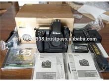 Nikon D4 16.2 MP Digital SLR Camera - Black - Body Only