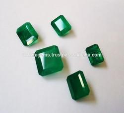 Emeralds From Colombia Guaranteed 100% Natural emerald jewelry accessories semi precious gemstone