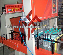 pe film shrink packaging machine/ shrink wrapping machine.