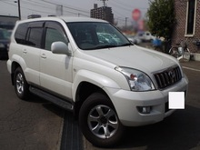 Toyota Land Cruiser Prado TX TRJ120W 2006 Used Car