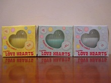 Love Heart Clearance Scented Candles