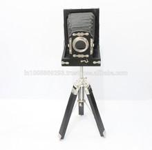 Black projector vintage camera Photo shoot decor
