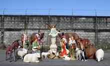 nativity set 6ft