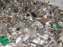 Shred scrap aluminum