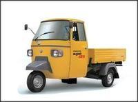 Piaggio Pickup Van Ape Xtra BS III Engine