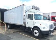 1999 Freightliner FL70 Refrigerated Box Truck