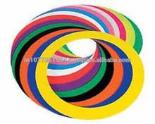 Passing anneaux pour jonglerie