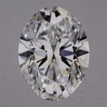 GIA Certified VVS2 F-Color 2.00 carat Oval Cut Natural Loose Diamond
