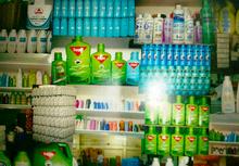 Manual Cosmetic Pet Bottles Printing