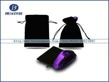 drawstring velvet bag for gift/wine bottle/cellphones