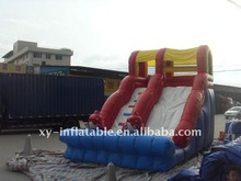 inflatable classical dynamites slide for kids & adults